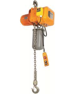 Accolift 1 Ton Electric Hoist, 17 fpm-Hook
