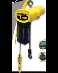 Budgit Electric Chain Hoist 1/2 Ton: Man Guard