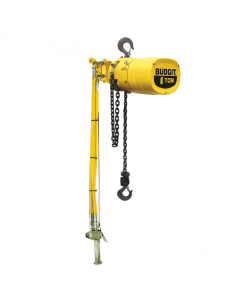 Budgit BEHC2516 Electric Chain Hoist 1/4 Ton