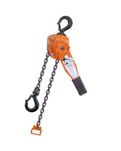 CM Series 653 Lever Chain Hoist 6 Ton: 10 ft Lift