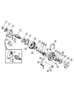 Gearing, Sprocket and Load Brake Parts