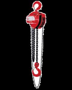 LHH Hand Chain Hoist 3 Ton - 10' Lift