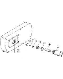 Motor Brake Actuating Mechanism
