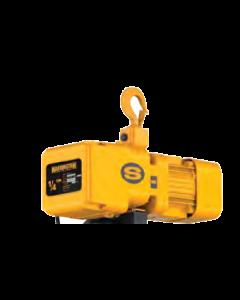 Harrington, 1/4 Ton Electric Hoist, 3 Phase, 36 fpm