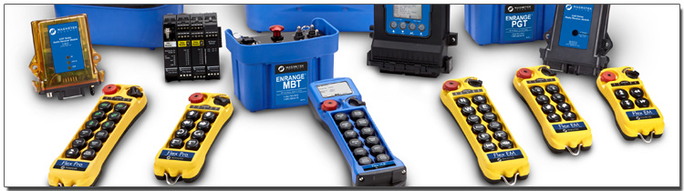 Why use Remote Controls to upgrade your Crane or Hoist